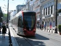Стамбул. Alstom Citadis 301 №804