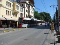 Стамбул. Alstom Citadis 301 №812