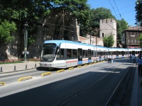 Стамбул. Bombardier Flexity Swift №714
