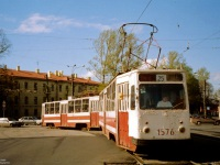 Санкт-Петербург. ЛМ-68М №1576