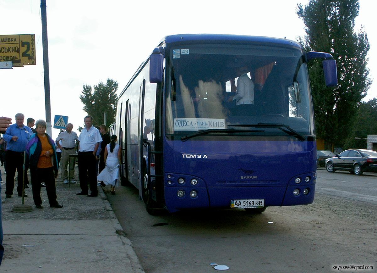 Одесса. Temsa Safari AA5168KB