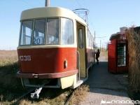 Tatra T3 (двухдверная) №1038
