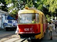 Краснодар. Tatra T3SU №036
