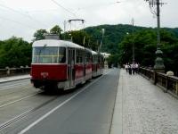 Прага. Tatra T3 №8573