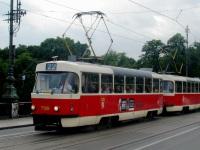 Прага. Tatra T3SUCS №7128