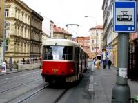 Прага. Tatra T3SUCS №7257