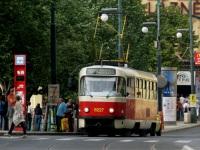 Прага. Tatra T3R.P №8227
