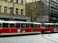 Прага. Tatra T3 №8244, Tatra T3 №8245