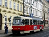 Прага. Tatra T3 №8314