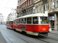 Прага. Tatra T3 №8330