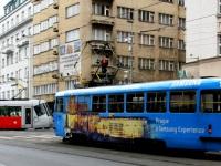 Прага. Tatra T3 №8364