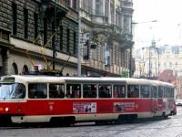 Прага. Tatra T3 №8466