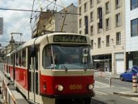 Прага. Tatra T3R.P №8506