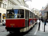 Прага. Tatra T3R.P №8533