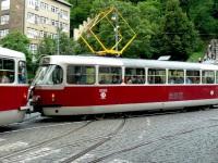 Прага. Tatra T3 №8565