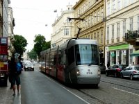 Прага. Škoda 14T №9114