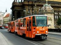 Прага. Tatra T6A5 №8699