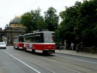 Прага. Tatra T6A5 №8668