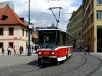 Прага. Tatra T6A5 №8624