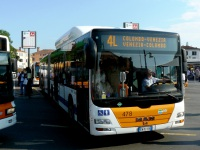 MAN A23 Lion's City NG313 DW 821RV