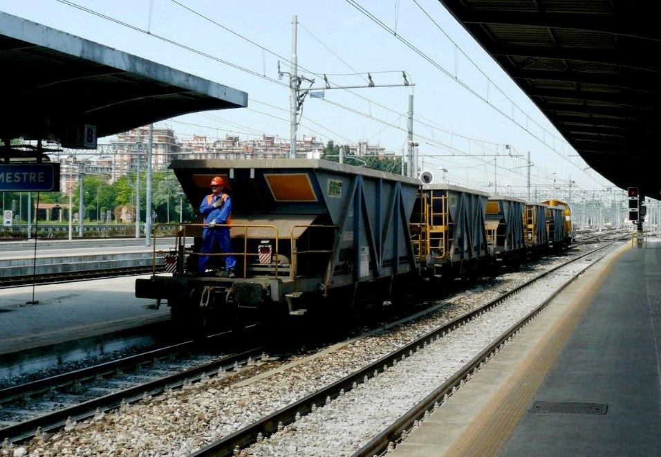 Венеция. Вокзал Местре
