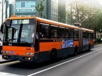 Милан. Bredabus 4001.18 №221