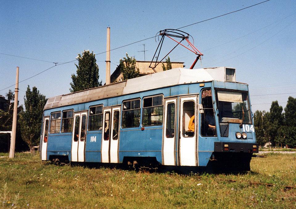 Енакиево. ЛТ-10 №104