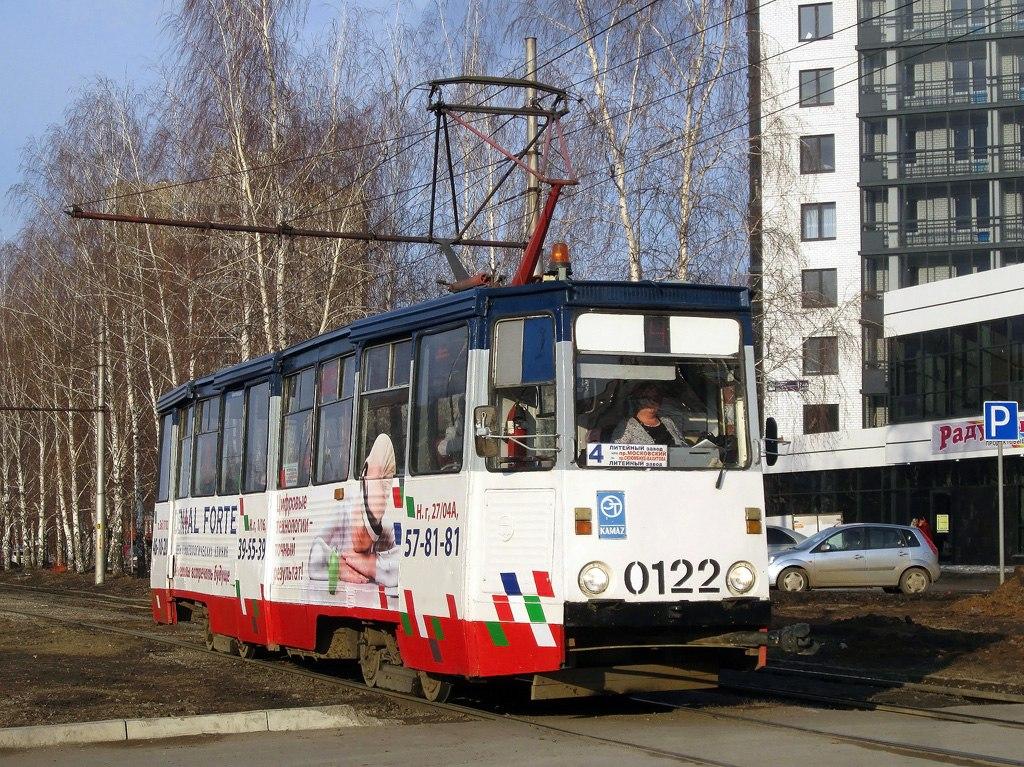 Набережные Челны. 71-605А (КТМ-5А) №0122