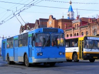 Хабаровск. ЗиУ-682В-012 (ЗиУ-682В0А) №282, Daewoo BS106 аа041