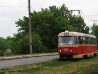 Харьков. Tatra T3SU №595