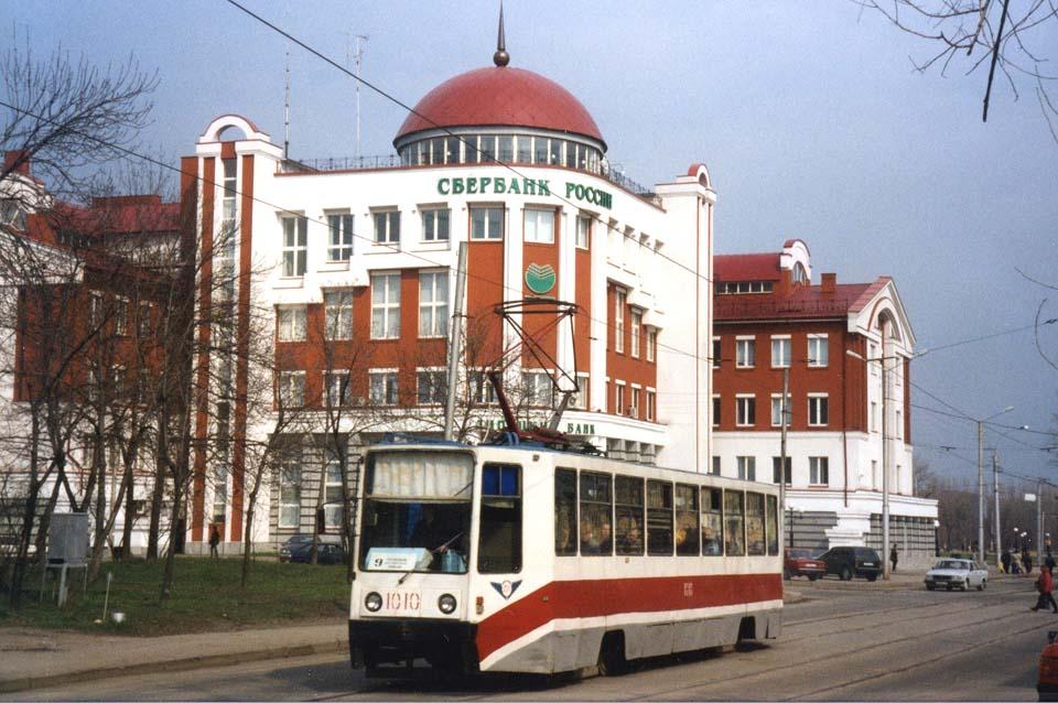 Липецк. 71-608К (КТМ-8) №1010
