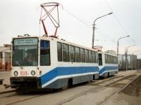 Липецк. 71-608К (КТМ-8) №1012, 71-608К (КТМ-8) №1011