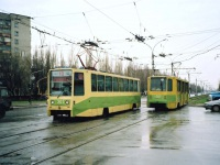 Липецк. 71-608К (КТМ-8) №301, 71-608К (КТМ-8) №303