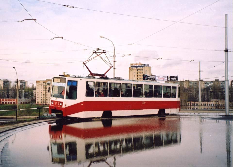 Липецк. 71-608К (КТМ-8) №306