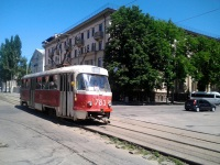 Запорожье. Tatra T3SU №783