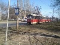 Запорожье. Tatra T3SU №346