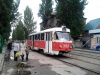 Запорожье. Tatra T3SU №388