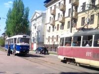 Запорожье. Tatra T3SU №370