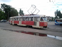 Запорожье. Tatra T3SU №562