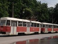 Запорожье. Tatra T3SU №562, Tatra T3SU №561
