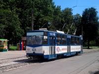 Запорожье. Tatra T6B5 (Tatra T3M) №424