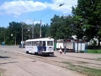 Запорожье. Tatra T3SU №805