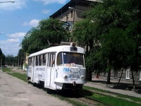 Запорожье. Tatra T3SU №760