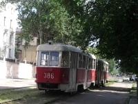 Запорожье. Tatra T3SU №386