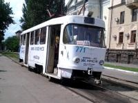 Запорожье. Tatra T3SU №771