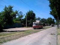 Запорожье. Tatra T3SU №377