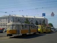 Тверь. Tatra T3SU №235, Tatra T6B5 (Tatra T3M) №27