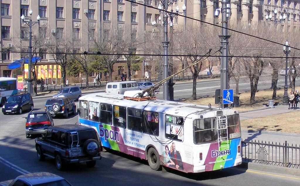 Хабаровск. ЗиУ-682В00 №273