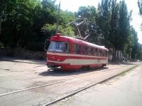 Запорожье. Tatra T3SU №750