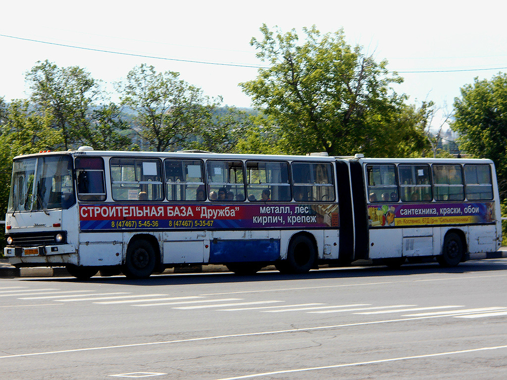 Елец. Ikarus 280 ас373